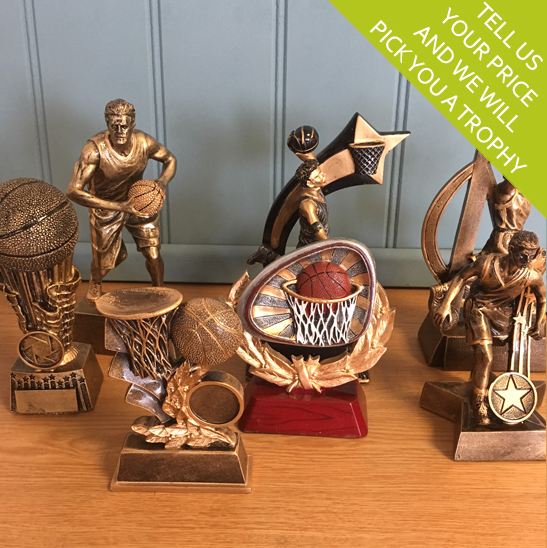 Budget Basketball Trophies