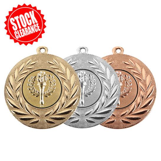 Stock Clearance Sports Medal