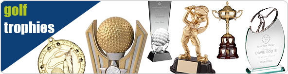 Allsportsawards Golf trophies! View our largest range of golf and golfing trophies